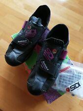 Sidi Rennrad Schuhe Größe 41,5 Modell Revolution 2 Farbe black violet