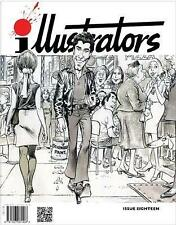 Illustrators: Quarterly: 18,Cordoba, Diego,Apatoff, David,New Book mon0000134366