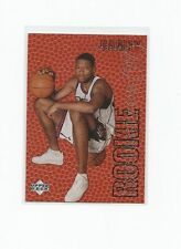 1996-97 UPPER DECK ROOKIE EXCLUSIVE MARCUS CAMBY #R5 TORONTO RAPTORS NM-MINT!!!