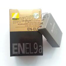 New EN-EL9a Battery For Nikon DSLR D40 D40x D60 D3000 D5000 Kit Camera