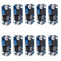 10 PCS LM2596 DC-DC buck adjustable step-down Power Supply Converter module XG