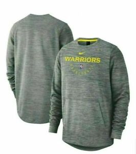 NEW Nike Men's NBA Golden State Warriors Sweatshirt Pullover Top Jacket 941064