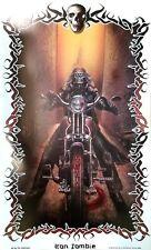 """Iron Zombie"" by Patrick Meadows  FANTASY ART PRINT"