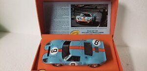 1/32 Slot.It Ford GT 40 Slot Car #9