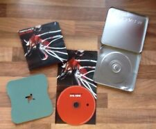 FABRIC LIVE 28 EVIL NINE - Various Artists Mixed CD Disc, Steel Casing & Sleeve