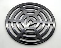 250mm 25cm Round Metal steel Gully Grid Heavy Grate Drain Cover like cast iron