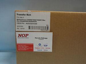 KONICA TRANSFER BELT A03U504200 PRO BH C6500 C6501 C5500 C5501 C6000 C7000 C70HC