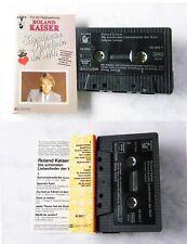 ROLAND KAISER Die schönsten Liebeslieder der Welt 1985 Hansa Club-Edition MC TOP