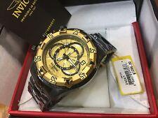 24267 Invicta Men's 52mm Excursion Touring Quartz Chronograph SS Bracelet Watch