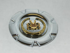 VOGUE TYRE CADILLAC SRX WHEEL RIM CHROME GOLD CENTER CAP 4581 4594 99-03180 PWA