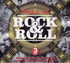 Pioneros del Rock N Roll 3CD Ritchie Valens,Johnny& The Hurricanes,The Rockin De