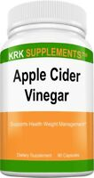 Apple Cider Vinegar 1000mg per serving 90 Capsules
