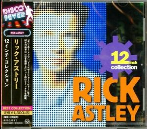 Rick Astley - 12 Inch Collection [New CD] Japan - Import