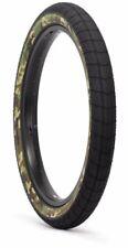 "Eclat Fireball BMX Tyre 2.4"" Black/Camouflage"