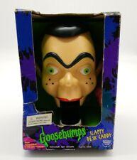 Goosebumps Slappy Desk Caddy Head Vintage New in Original Box Unused Rare Decor