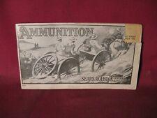 Original 1908 Sears, Roebuck & Co  Ammunition Catalog
