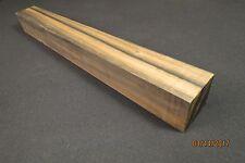 "Ebony Lumber 2"" x 18""  TURNING STOCK KNIFE HANDLES GRIPS CALLS  !!!!!!!!"
