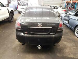 HOLDEN COMMODORE BOOTLID, VE, CALAIS, W/ CHROME HANDLE TYPE, 08/06-08/10
