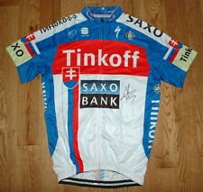 Peter Sagan Autographed Signed Slovakia Tinkoff Jersey - Tour de France -  Proof 4dec079d8
