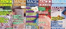 Magic Crochet Magazines ~Issues 35-94 Collectible Series ~ U PICK ~ SHIPS FREE!