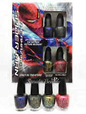 OPI Nail Lacquer - MINI THE AMAZING SPIDER-MAN  (4pcs x 3.75ml)