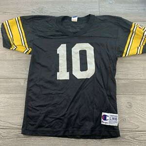 *Champion Pittsburgh Steelers Kordell Stewart Football Jersey Youth L 14-16