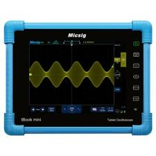 "Micsig TO1152 8"" High Accuracy Tablet Oscilloscope 150MHz 2CH 1G S/s Sample Rate"