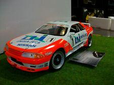 NISSAN SKYLINE GT-R #1 UNISIA 1/18 KYOSHO 7002J voiture miniature