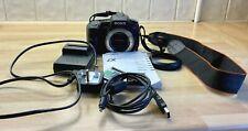 Sony Alpha A200 DSLR Digital SLR Camera & Tamron Di II lens, plus accessories