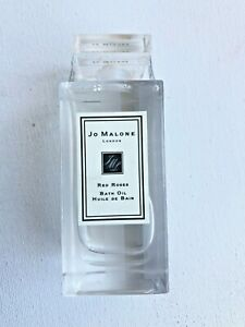 New Sealed Jo Malone London Red Roses Bath Oil 30ml 1 oz