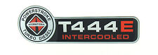INTERNATIONAL T 444 E / 7.3 POWERSTROKE  FORD TRUCK FENDER EMBLEM
