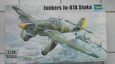 Trumpeter Junkers Ju 87A Stuka in 1:24, neu & OVP
