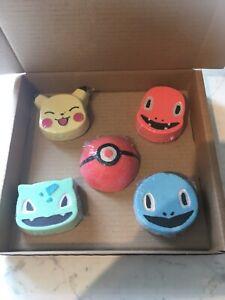 Pokemon bath bomb gift box