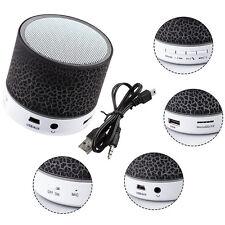 Bluetooth mini Lautsprecher Musik Box MP3 TF USB Stereo Speaker Handsfree Handy