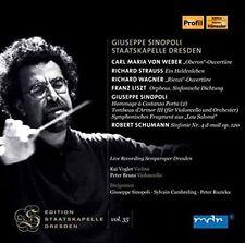 Guiseppe Sinopoli, New Music