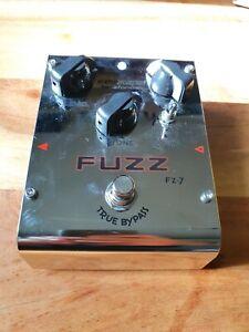 Biyang FZ-7 Fuzz Distortion Pedal Tonfancier-Serie Big Muff-Klon