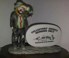 Emmett Kelly Jr- Collector's Society Members only Exclusive from Flambro