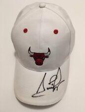 Signed Scottie Pippen Bulls Cap PSA LOA