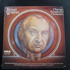 Reiner Conducts Wagner - Die Meistersinger - Gotterdammerung LP Mint- AGL1-1278
