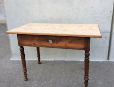 vintage farm table kitchen table USED