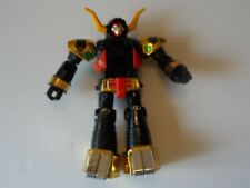 "Vintage 1998 BANDAI POWER RANGERS TRANSFORMER 8"" TALL ACTION FIGURE."