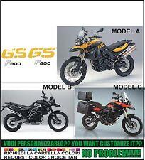 kit adesivi stickers compatibili f800 gs 2008 2011 gs