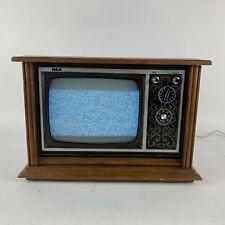 """RARE Vintage RCA Console Tv AM100L 9"""""""
