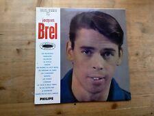 Jacques Brel a L'Olympia Very Good Vinyl LP Record Album Philips 844 885