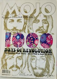 Mojo Magazine The Beatles 2003 Special Limited Edition 1000 Days of Revolution