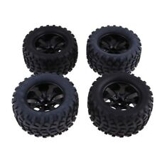 """4pcs 1/10 1.9 """"roue 103mm OD Tire Tire pour Traxxas Axial RC Monster Truck B"""