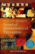 New, Professor Stewart's Hoard of Mathematical Treasures, Ian Stewart, Book