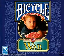 BICYCLE WAR. A FAMILY FAVORITE.GREAT FUN FOR ALL AGES.SHIPS FAST and SHIPS FREE!