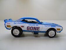 JOHNNY LIGHTNING - COLOR ME GONE - 1972 DODGE CHALLENGER FUNNY CAR - DIECAST