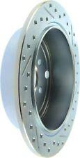 StopTech Disc Standard Brake Rotor for 2008 - 2014 Subaru Impreza # 227.47029R